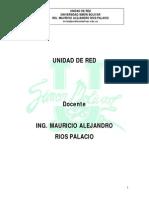 6. Unidad de red