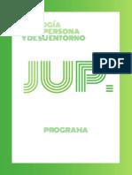 Folleto descriptivo JUP2014