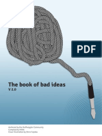 The Book of Bad Ideas V2