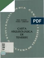 Carta Arqueolgica de Tenerife