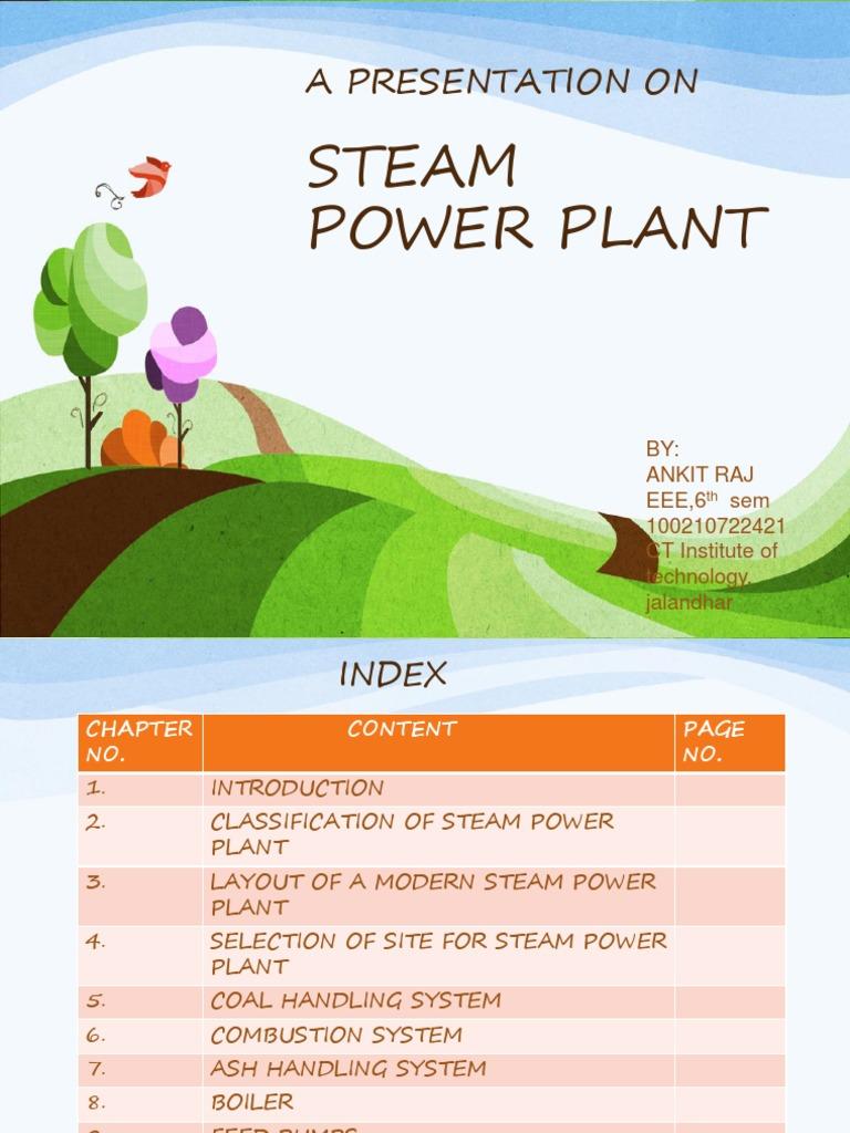1727092634985076667011250 Boiler Power Station Plant Layout Design
