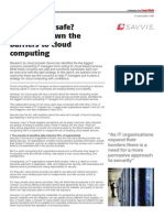 Is the cloud safe- Breaking down the barriers to cloud computing.pdf