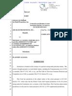 JoeHandv.casteel Complaint