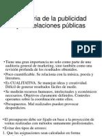 Auditoria de La Publicidad y Las Relaciones Públicas
