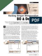 Hacking dengan Menggunakan BO