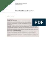 Hacking Root dan Pembuatan Backdoor