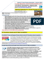 HIAS ICT Newsletter Autumn 2009