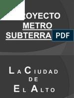 METRO SUBTERRANEO.pptx