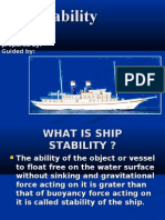 ship stability