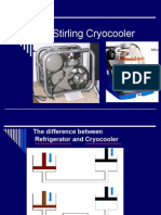 sterling cryocooler