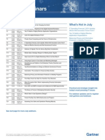 GARTNER-webinar Calendar July 2014
