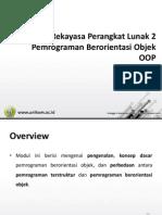 RPL-2.4.1. Pemrograman Berorientasi Objek (1)