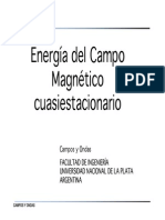 Energia Magnetic a 011
