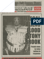 The Stony Brook Press - Volume 19, Issue 13