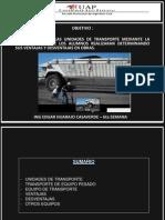 06 Semana Equipo de Transporte (11 Abril 2014)