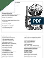 Musica Litúrgica -Domingo 15 Del Tiempo Ordinario (2014) Folleto
