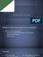 leadership pres