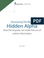 Eagle Alpha White Paper