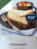 Cheese Cakes Maxine Clark
