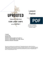 Uprooted 1-1 Lesson Plan
