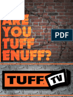 TUFF TV Investor Pitch Deck
