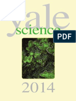 Yale University Press Science 2014 Catalog