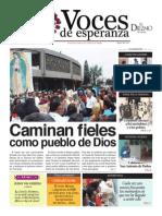 Voces de Esperanza 06 de Julio de 2014