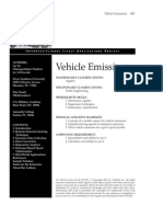 Vehicle Emissionsa