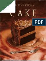 Williams Sonoma Cakes