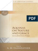 [Thomas Aquinas] Nature and Grace Selections From(BookZa.org)