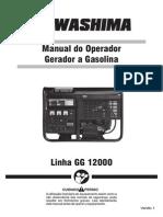 Manual Gerador Gasolina GG 12000_V1