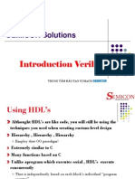 Introduction Verilog