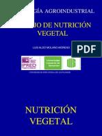 6. Aldo Presentacion Sobre Nutrición Vegetal Parte 1