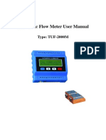 TUF-2000M User Manual