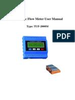 TUF-2000M User Manual