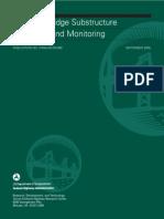 Dynamic Bridge Substructure Evaluation