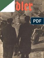 Der Adler - Jahrgang 1944 - Sonderdruck - 01. Februar 1944