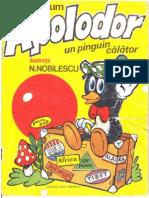 Naum Gellu Apolodor Un Pinguin Calator