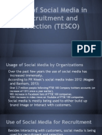 Social Media Tesco