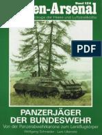 Waffen Arsenal - Band 124 - Panzerjäger der Bundeswehr