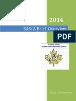 self instructional product sas for web
