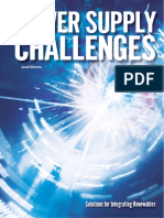 Power Supply Challenges