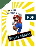 Lembar Kerja Anak bertema Super Mario