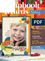 Scrapbook and Cards Magazine - Summer 2014