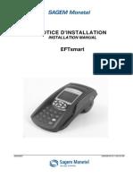 Manuel d Utilisation Sagem EFTSMART