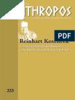 Koselleck Dossier Anthropos 2009