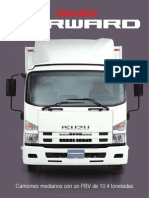 Ficha Tecnica Forward 800 2013