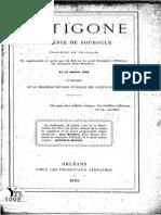 Sophocle- Antigone- http://www.projethomere.com