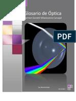 Glosario    optica