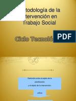 Ciclo tecnológico TSO